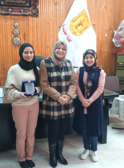 تقدم طلاب الجمعية العلمية لصيدلة الزقازيق في مسابقة Focus