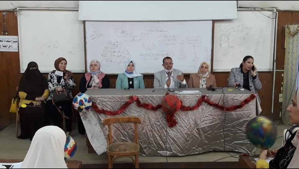 حفل استقبال الطالبات الجدد للعام الدراسي ٢٠٢٠  / ٢٠٢١ م