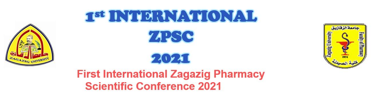 المؤتمر العلمي الدولي الاول لصيدلة الزقازيق 2021