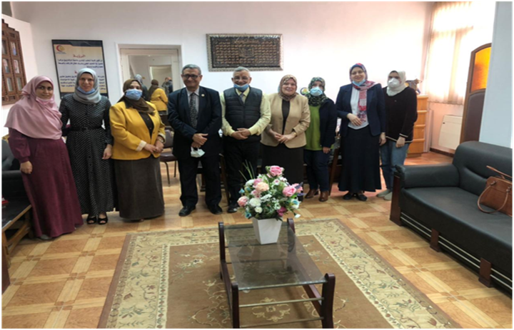 (Accreditation Renewal of the Clinical Chemistry and Stem cells laboratory from the Egyptian Accreditation Council (EGAC