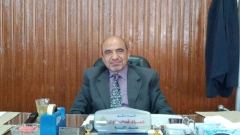 تهنئة عميد ووكلاء كلية التكنولوجيا والتنمية بمناسبة حلول عيد الأضحى المبارك