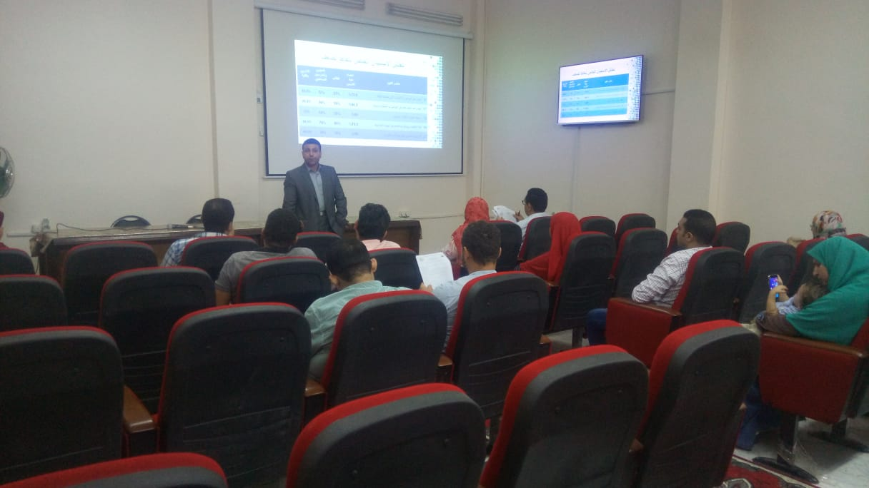 ورشة عمل بعنوان التخطيط الاستراتيجي والاطراف المؤثرة في سوق العمل